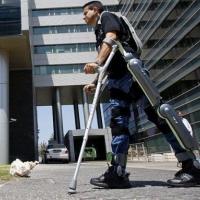 Экзоскелет даст шанс инвалидам ходить