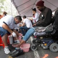 инвалиды в Америке