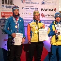Паралимпийская сборная Украины по зимним видам спорта заняла второе место в мире