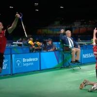 Украинские теннисисты выиграли золото Паралимпиады