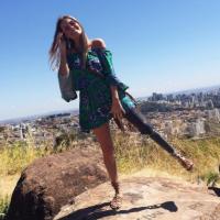 Бразильская модель, потерявшая ногу в аварии, стала звездой Instagram