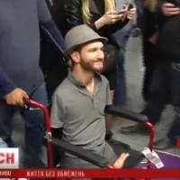 В Украину приехал легендарный Ник Вуйчич