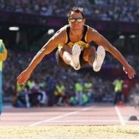 Незрячий легкоатлет украинец Руслан Катышев стал двукратным призером паралимпийских сборных