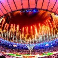 Открытие Паралимпиады-2016: красочное шоу на стадионе «Маракана» (фото,видео)