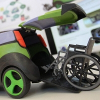 Автомобиль для инвалида - это не скучно