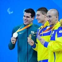 Украина выиграла 11 медалей в третий день Паралимпиады в Рио
