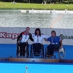 Днепропетровские паралимпийцы завоевали почти 350 медалей в этом году
